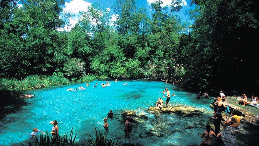 Ginnie Springs Tourism Florida Next Trip Tourism Usa Tourism Pinterest Tourism Spring