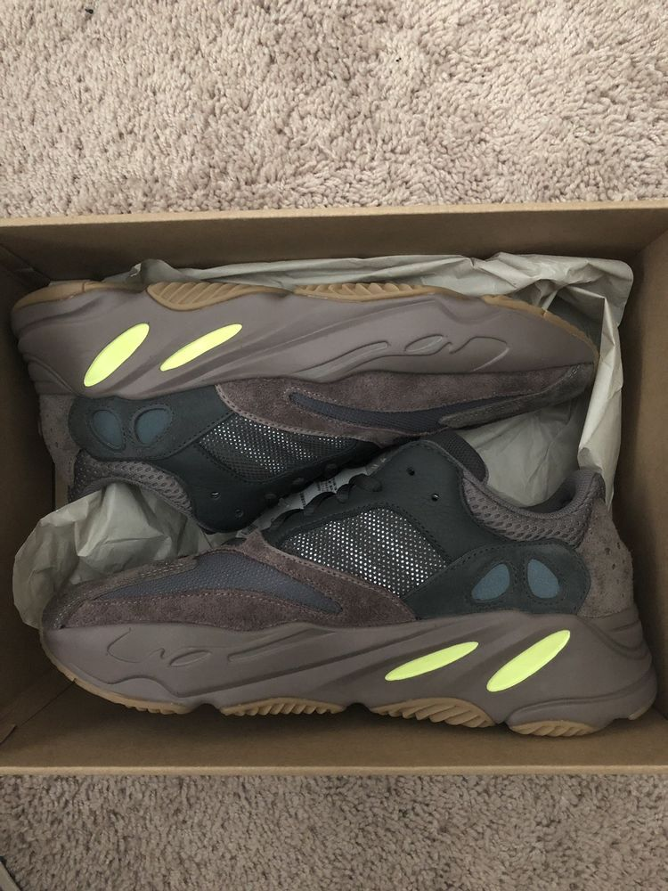 free shipping 810bc 2ed2d yeezy wave runner 700 size 10 #fashion #clothing #shoes ...