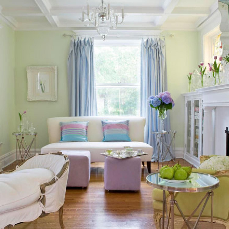 Decorating Ideas: Color Inspiration Pastel Living Room Living Room Colors Living Rooms & Decorating Ideas: Color Inspiration   HOME DECOR   MY FUTURE ROOM ...