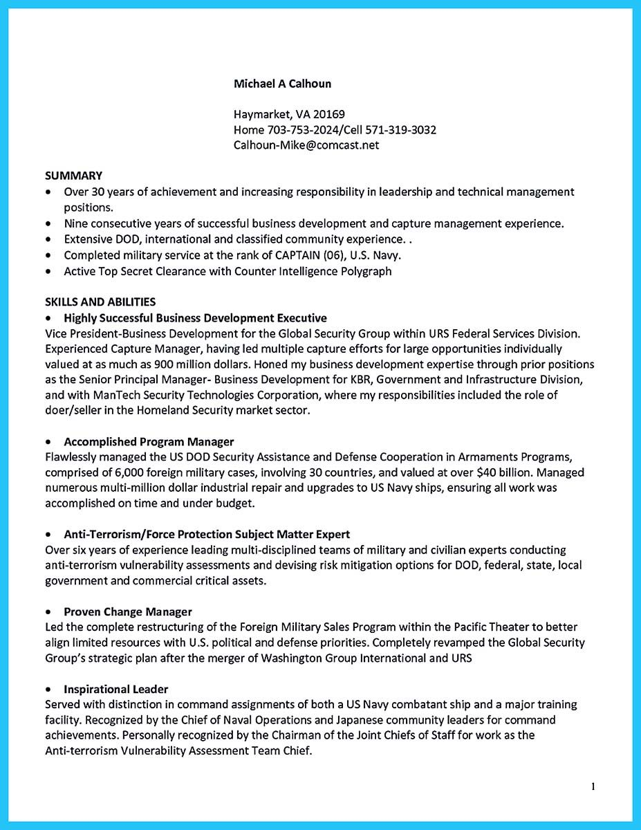 Program Analyst Resume Awesome Incredible Formula To Make Interesting Business