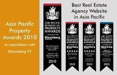 2010 ThailandProperty Awards Best Agent Bangkok Best Agent Phuket Best Agent Website