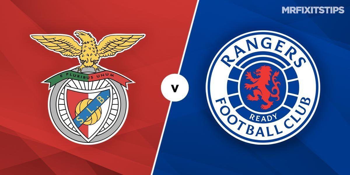 موعد مباراة بنفيكا وجلاسكو رينجرز والقنوات الناقلة في الدوري الأوروبي Match Of The Day Vehicle Logos Football