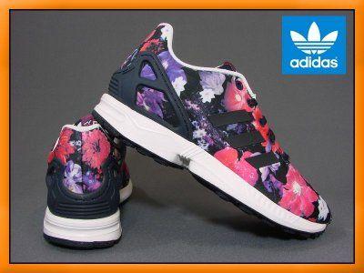 0167a84a Przedmioty użytkownika tradis-sport - Adidas zx flux - Obuwie Damskie -  Allegro.pl
