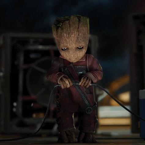 New Trending Gif On Giphy Baby Groot Groot Guardians Of The Galaxy