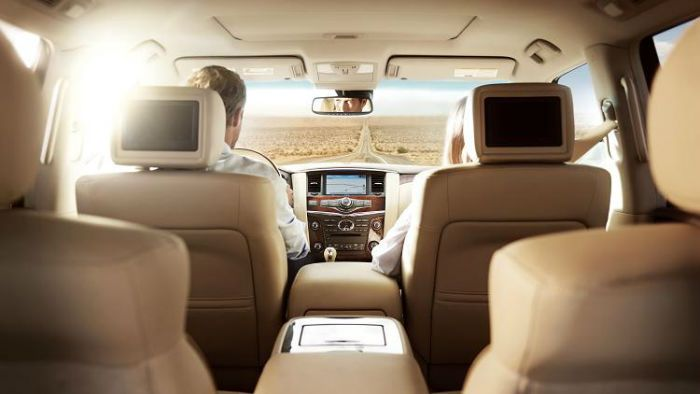 2017 Infiniti Suv Qx80 Interior Best Family Cars Best Cars For