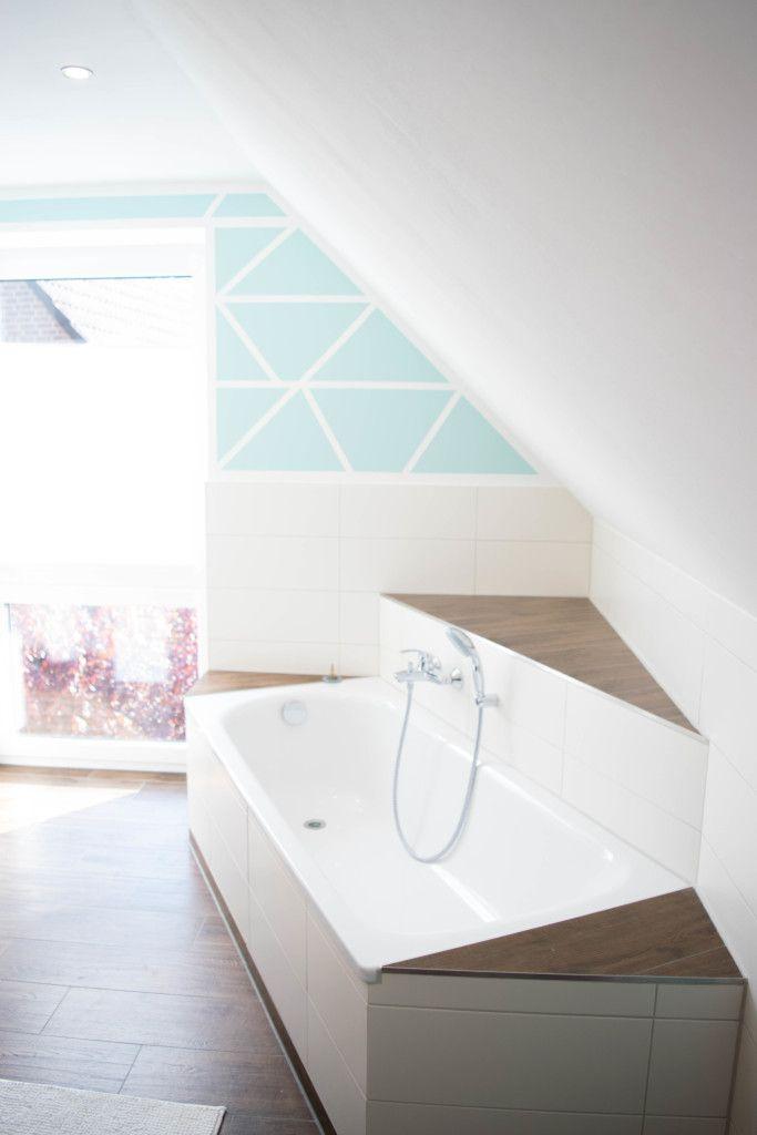 Fliesen und Badezimmer Planung im Neubau Interiors, House and Room
