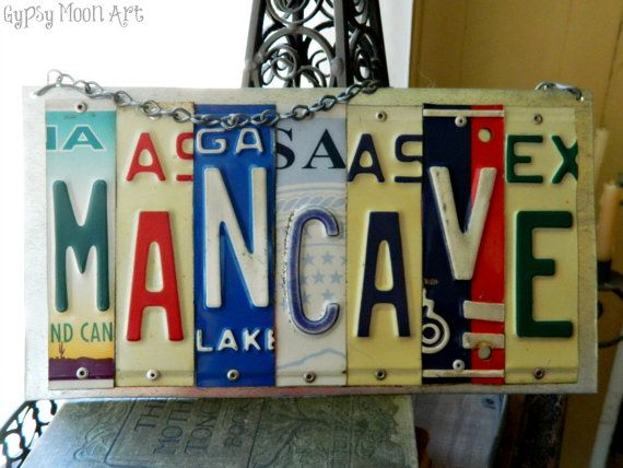 Man Cave Signs At Hobby Lobby : Best man cave items images