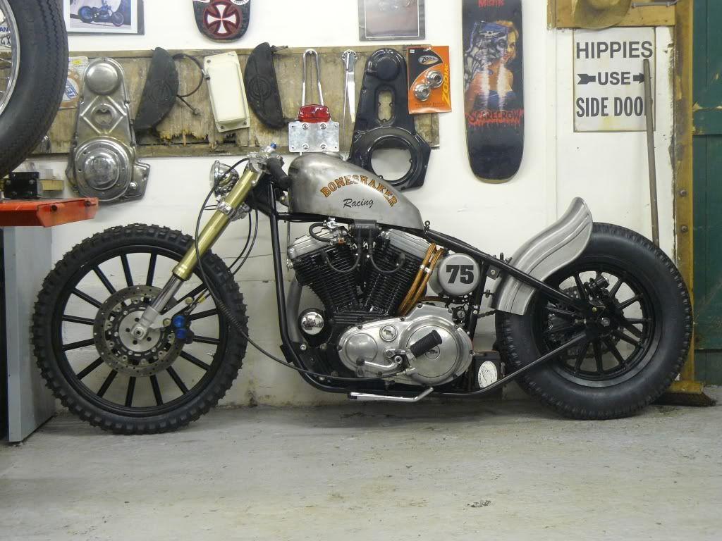 GSXR Front End | Bikes | Chopper bike, Harley bobber, Bobber