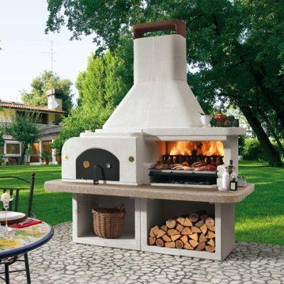 barbacoa horno buscar con google exterior design furniture pinterest barbacoa oven. Black Bedroom Furniture Sets. Home Design Ideas