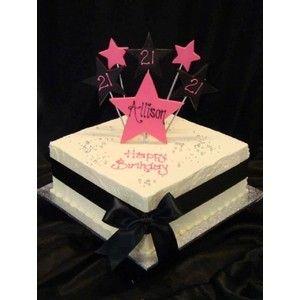 girls 21st birthday cakes polyvore 21st birthday cakes on 21st birthday cake ideas girl