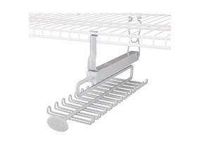 Sliding Tie Belt Rack Closetmaid Closetmaid Belt Rack Hanger Rack