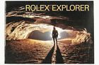 Original Rolex Explorer Booklet Ref. 597.92 Circa 1999! #Rolex #Watch #rolexexplorer Original Rolex Explorer Booklet Ref. 597.92 Circa 1999! #Rolex #Watch #rolexexplorer
