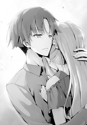 Classroom Of The Elite Light Novel Volume 11 5 Animasi Seni Anime Gambar Anime