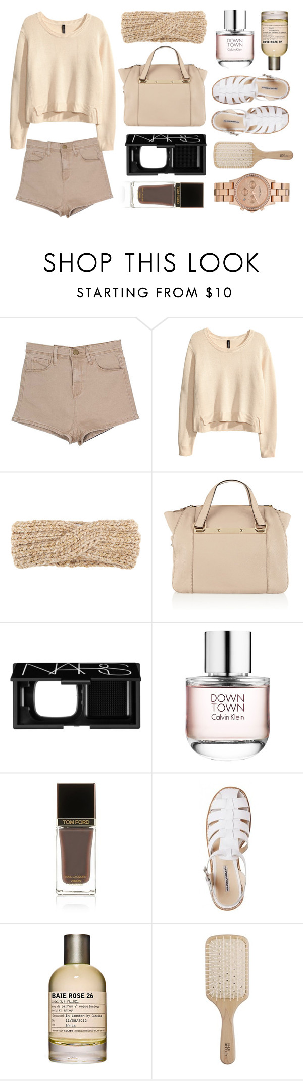 """you're the one i love"" by fashion-forever22 ❤ liked on Polyvore featuring H&M, Eugenia Kim, Chloé, NARS Cosmetics, Calvin Klein, Tom Ford, Le Labo, Philip Kingsley and Marc by Marc Jacobs"