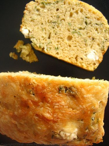 Savory Cheddar, Goat Cheese and Cilantro Cake | French cuisine ...