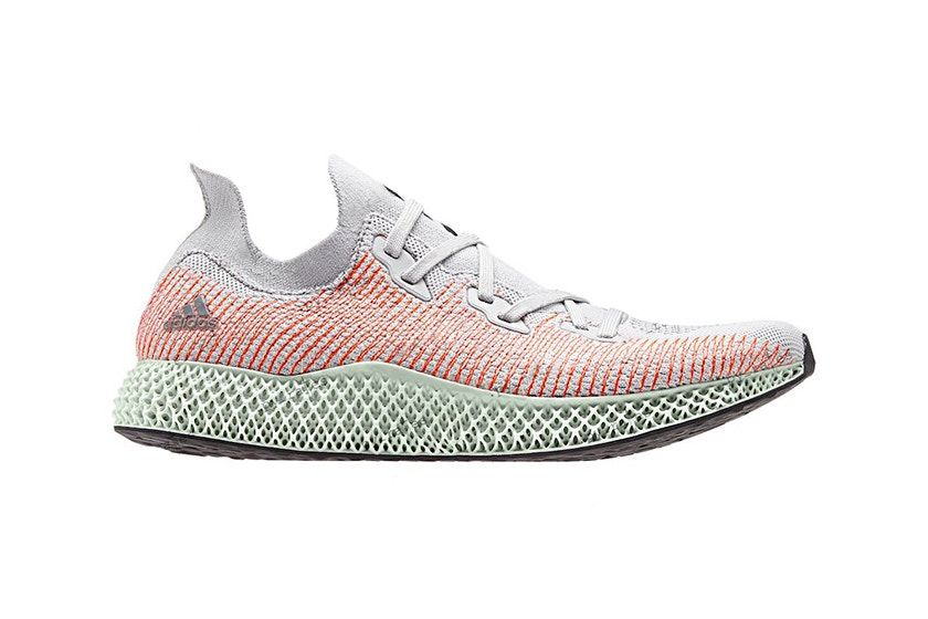 Adidas Alphaedge 4d Futurecraft Shoes Mens Adidas Sneakers