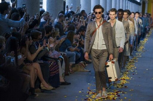 Milan Fashion Week SS 2016