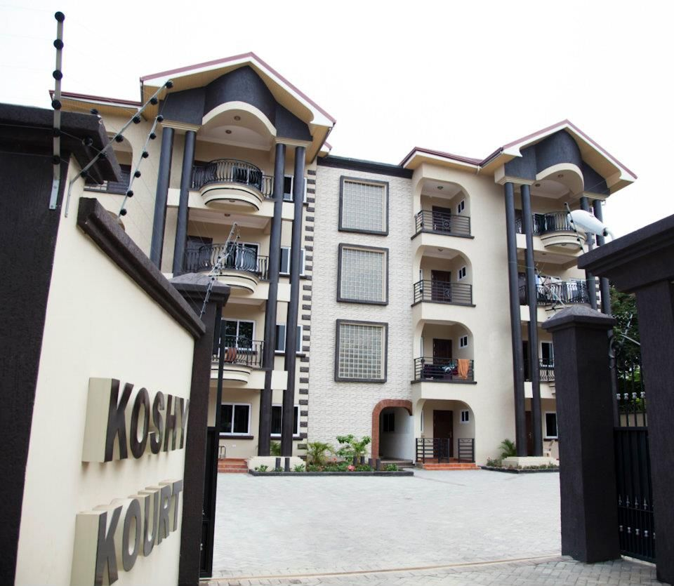Welcome To Koshy Kourt! We Have Luxury 3 Bedroom