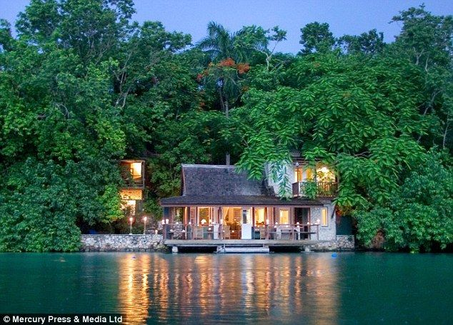 The Glamorous Goldeneye Hotel And Resort Jamaica