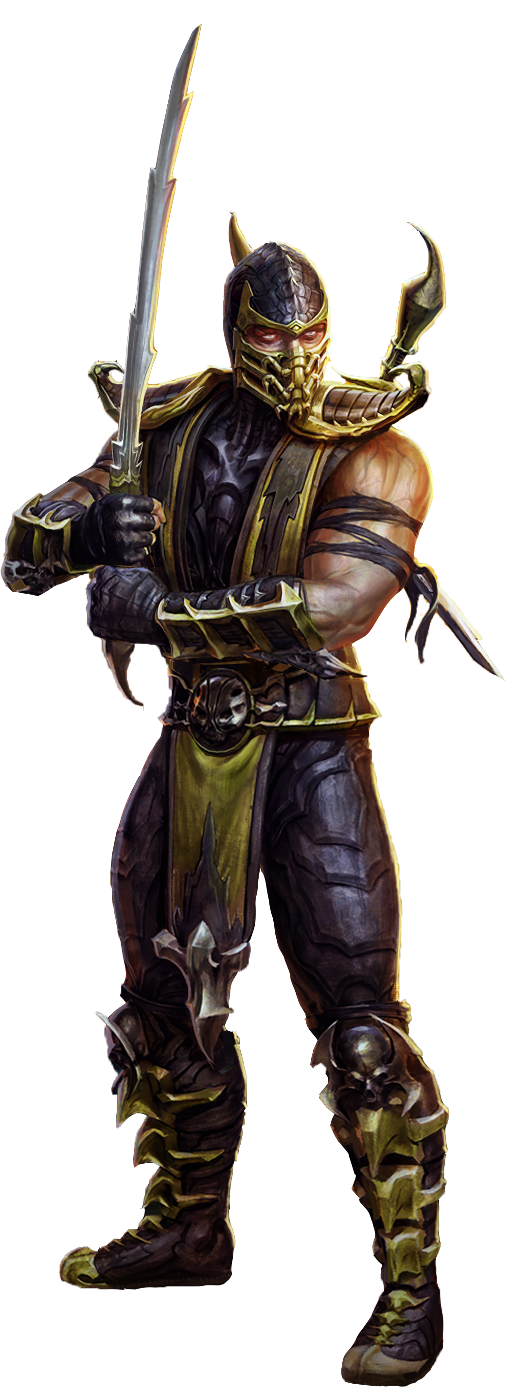 Pin En Mortal Kombat