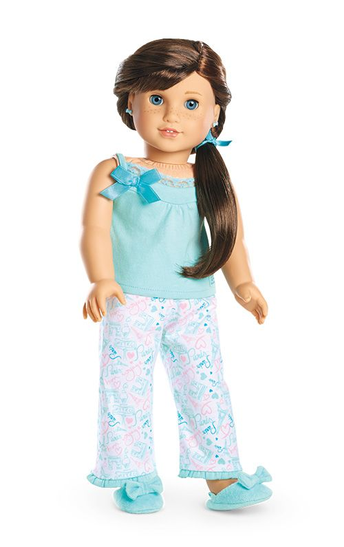 4b7aa88e4f99 Grace's Pajamas for Dolls   American doll outfits   American girl ...