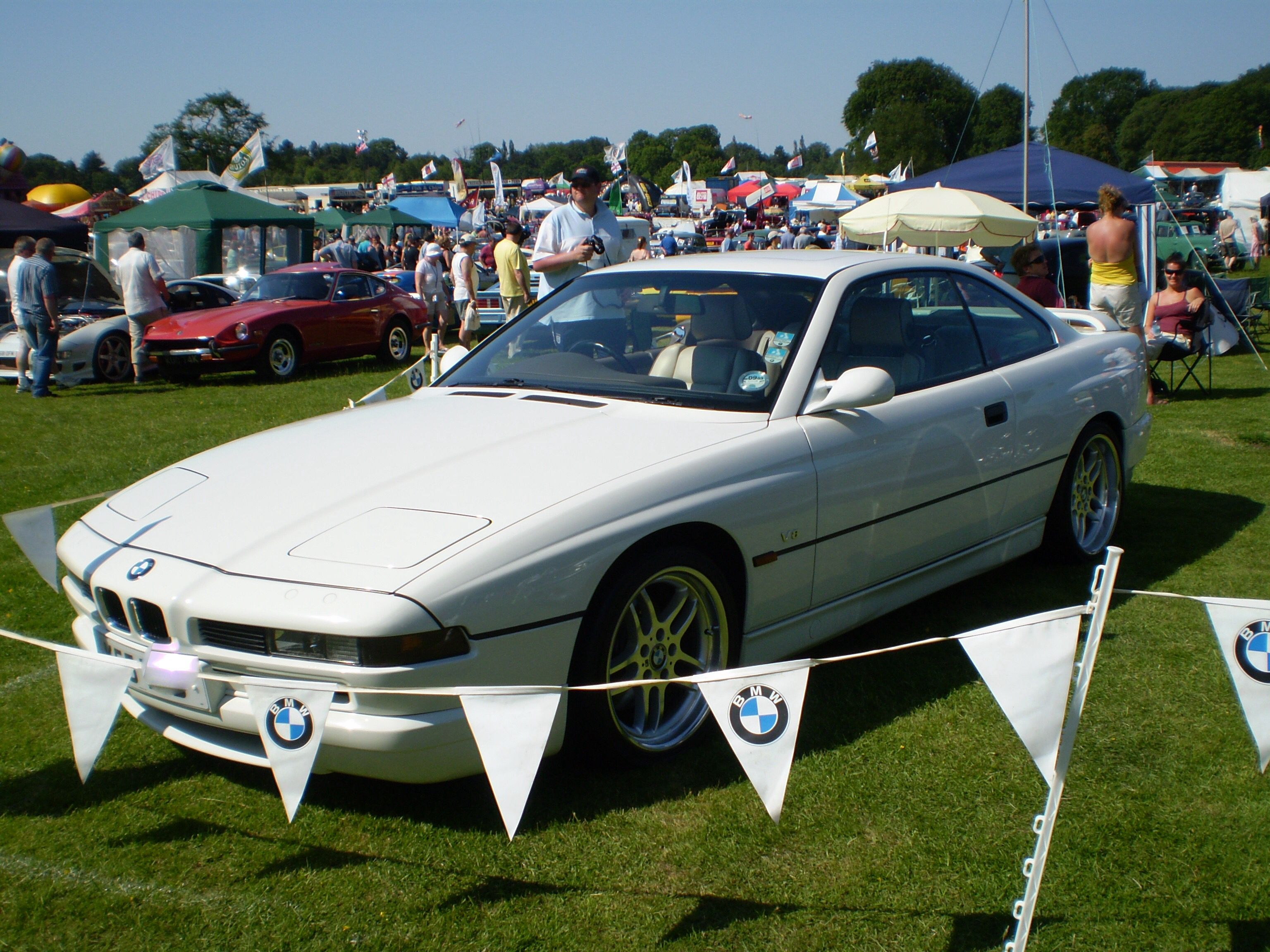 Bmw Legend That Is The 850ci This Was The Flagship Car Along With