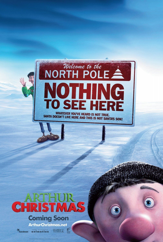 Arthur Christmas Arthur christmas, Christmas movies