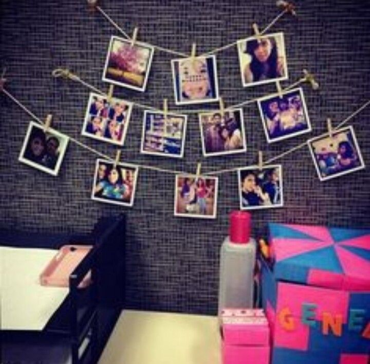 Keep Decorations Subtle Like These Pictures, But Avoid Overcrowding Your  Desk With Personal Products   20 Creative DIY Cubicle Decorating Ideas