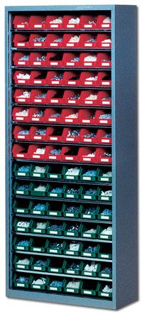 small parts storage cabinets - Small Storage Containers