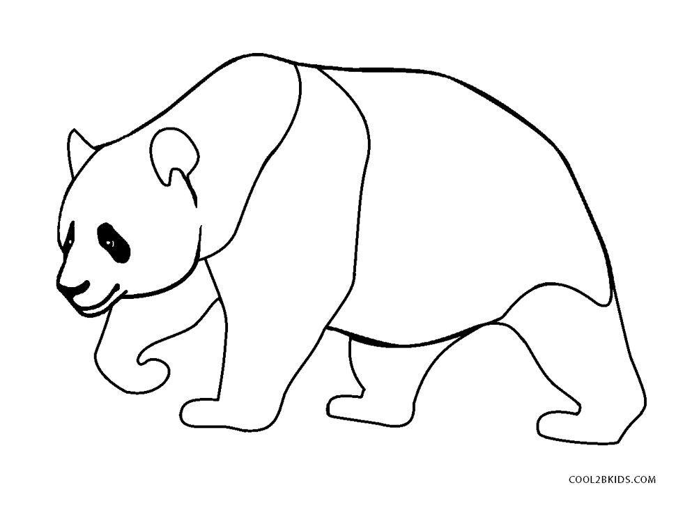 Top 25 Free Printable Cute Panda Bear Coloring Pages Online Panda Coloring Pages Bear Coloring Pages Cute Coloring Pages