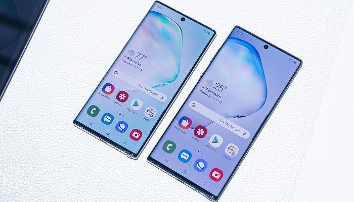 Samsung sta apparentemente esagerando con la pubblicità dei Galaxy Note 10