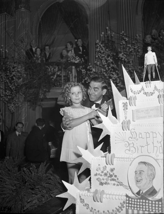 Image result for eddie cantor and shirley temple