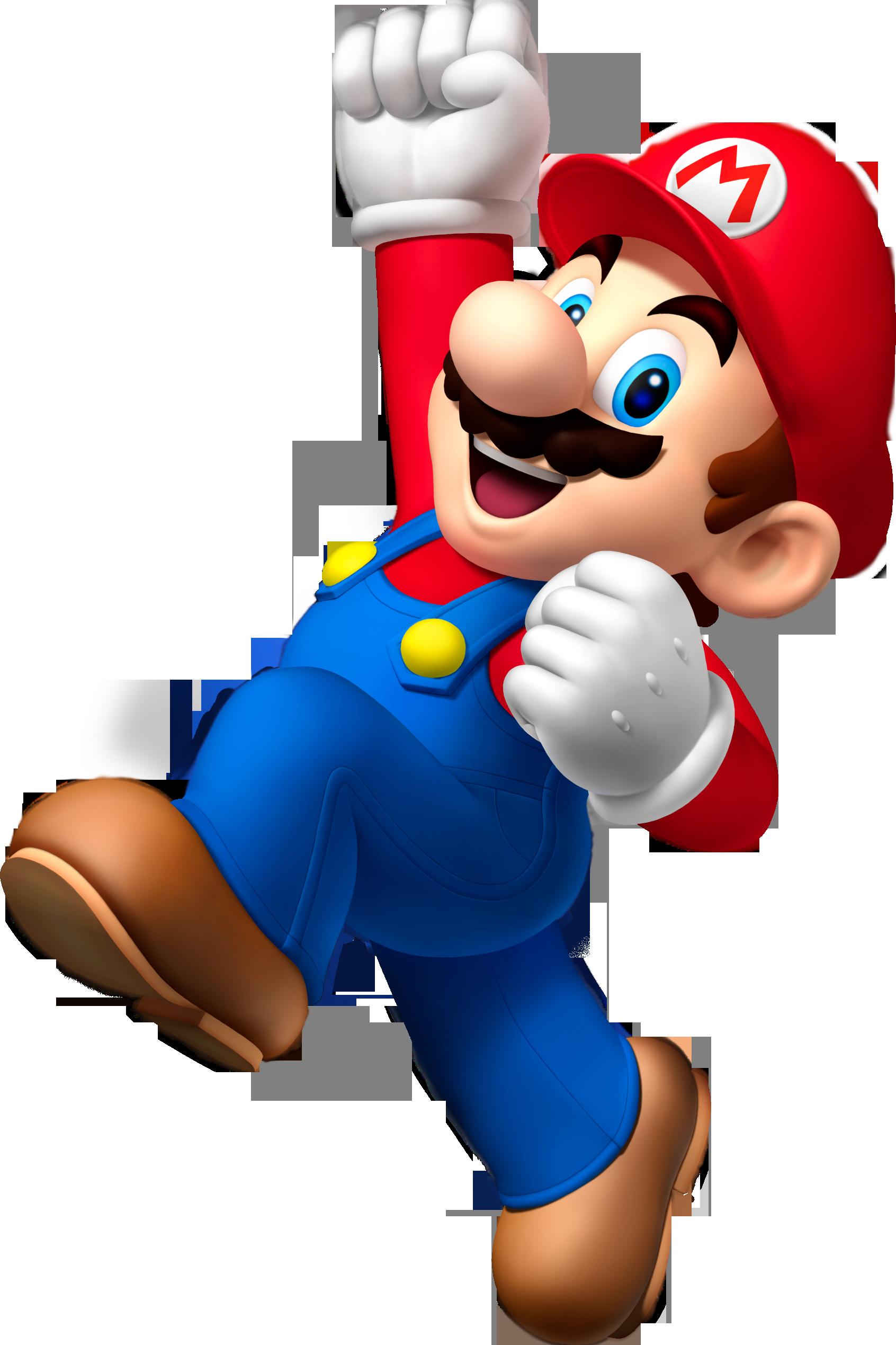 Mario Respect, Arcade and Giant bomb