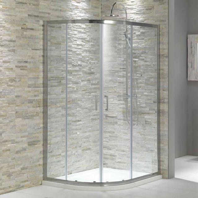 bathroom shower tile patterns design ideas, natural stone pattern