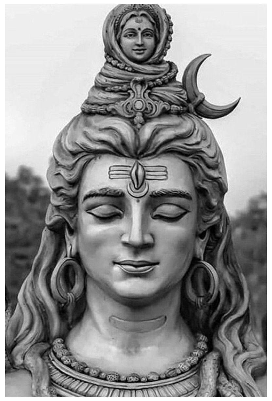 Meditation Of Shiva Lord Shiva Painting Lord Shiva Painting Black And White Lordshivapaintinglordshivapa Lord Shiva Pics Lord Shiva Lord Shiva Statue