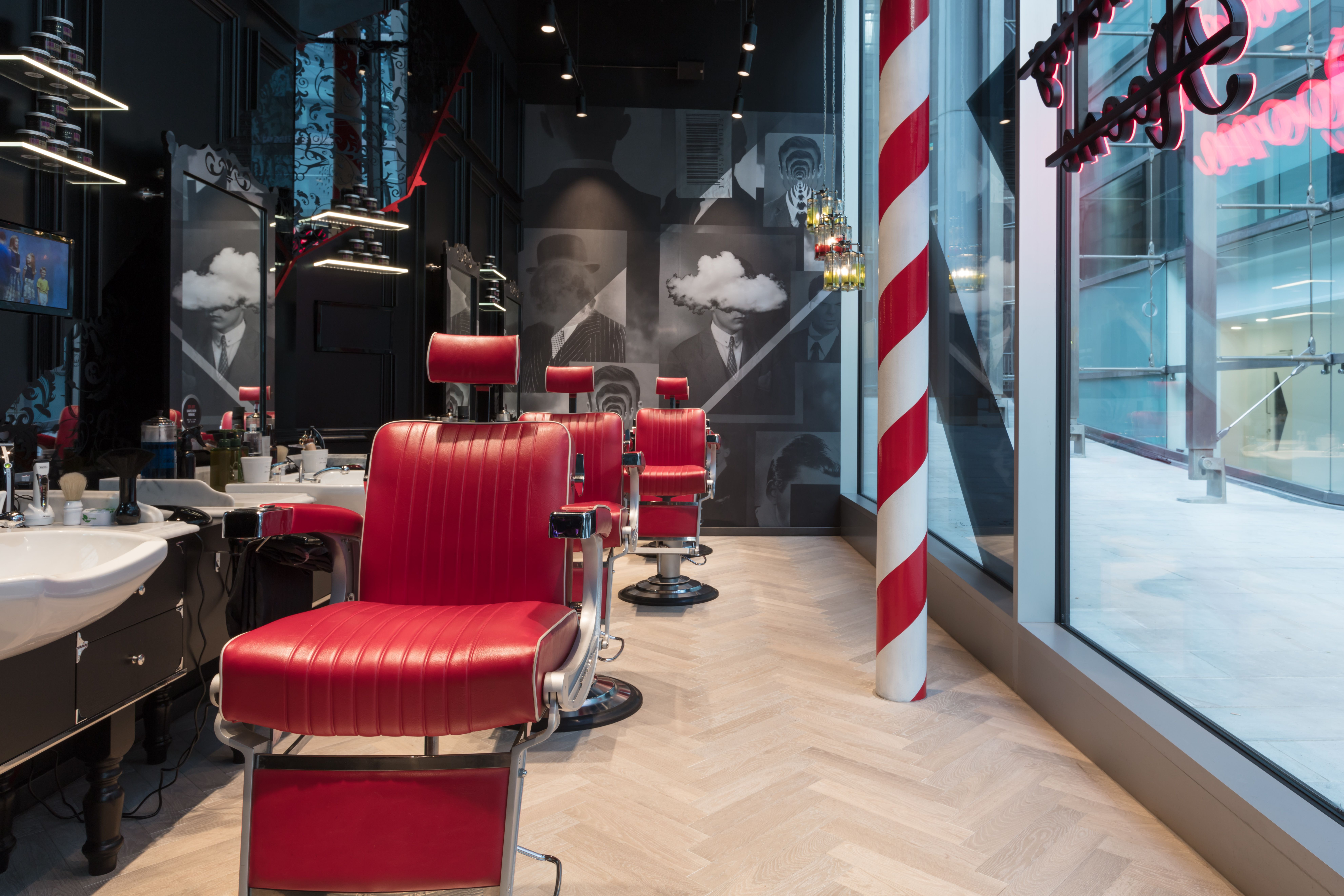 Ted S Grooming Room Liverpool Street Can Be Found At The Meeting