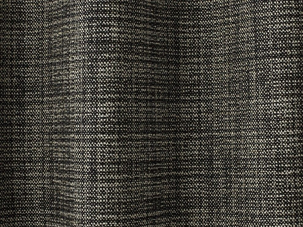Solid Color Chenille Upholstery Fabric Grisaille By Dedar