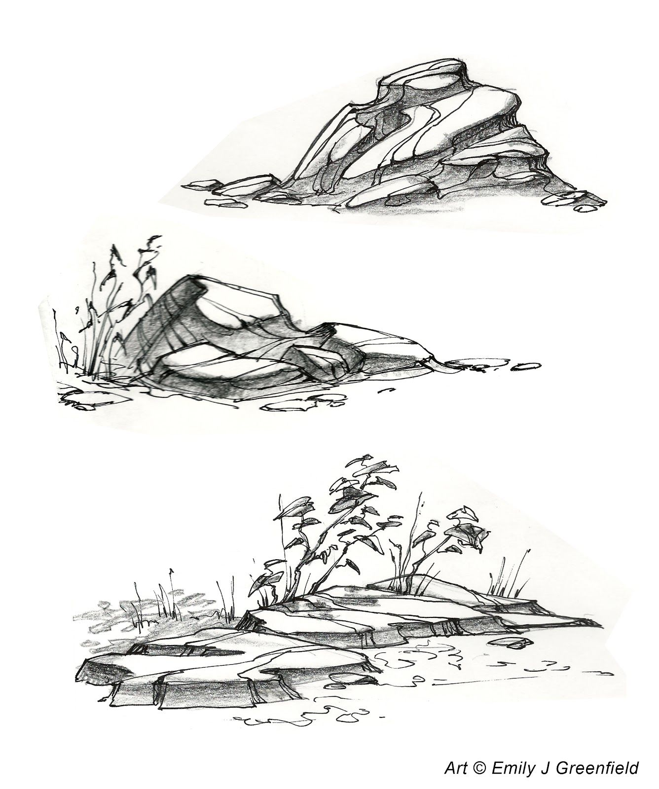 result draw rocks