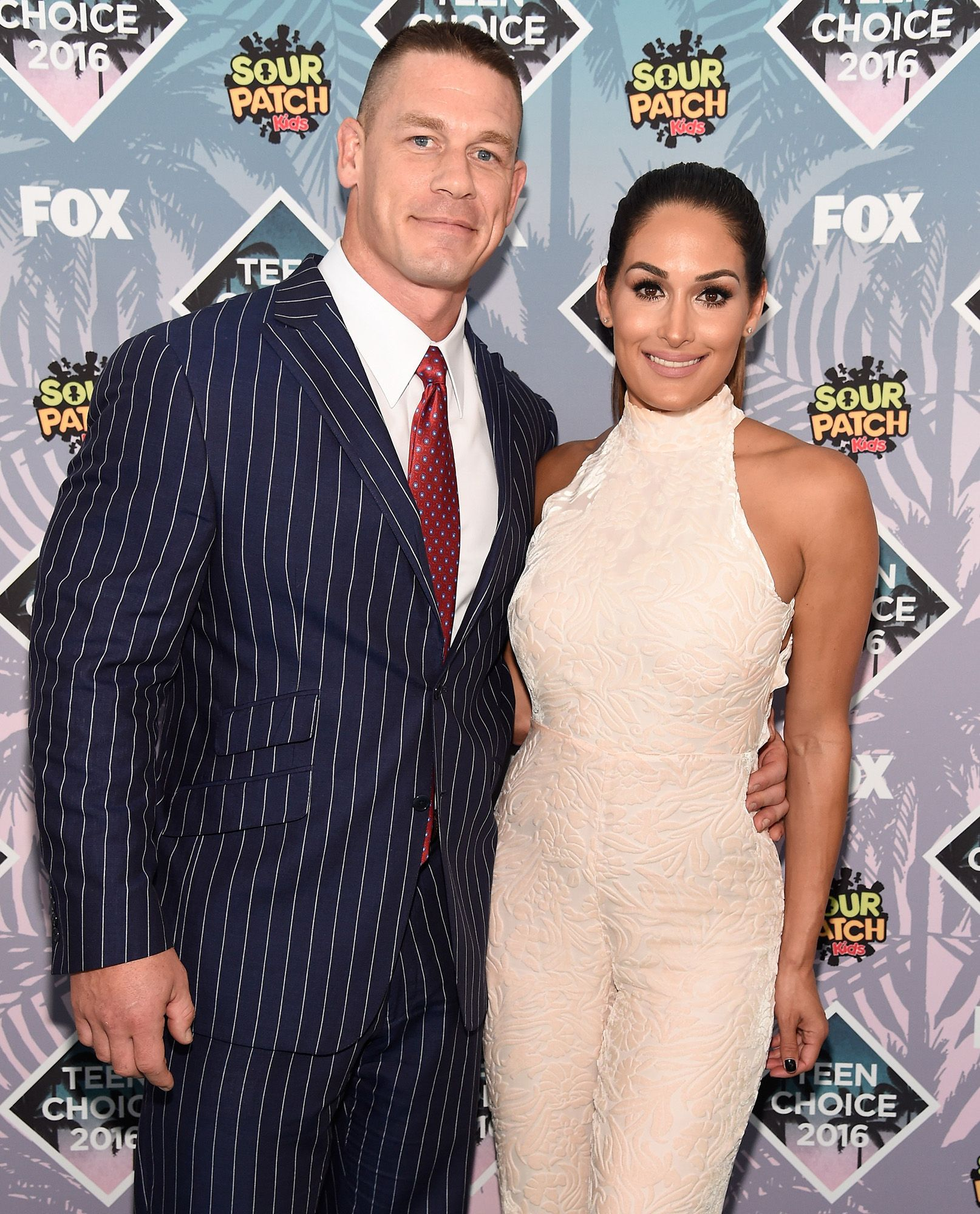 Nikki Bella Amp John Cena Are Basically Back Together Their Commitment Is Stronger Than Ever John Cena And Nikki John Cena Nikki Bella Nikki Bella