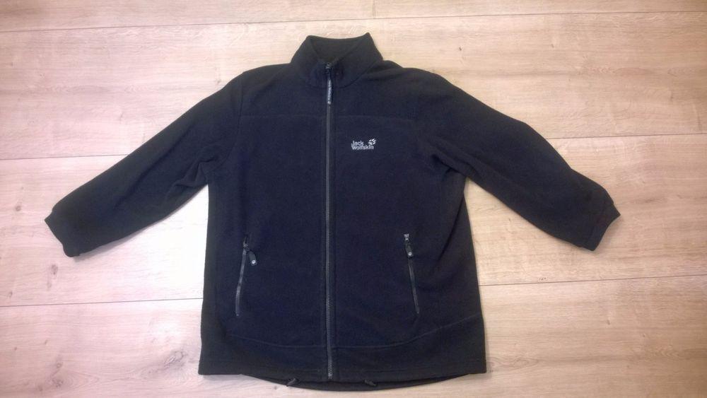 JACK WOLFSKIN Men POLARTEC Classic Fleece Jacket OUTDOOR