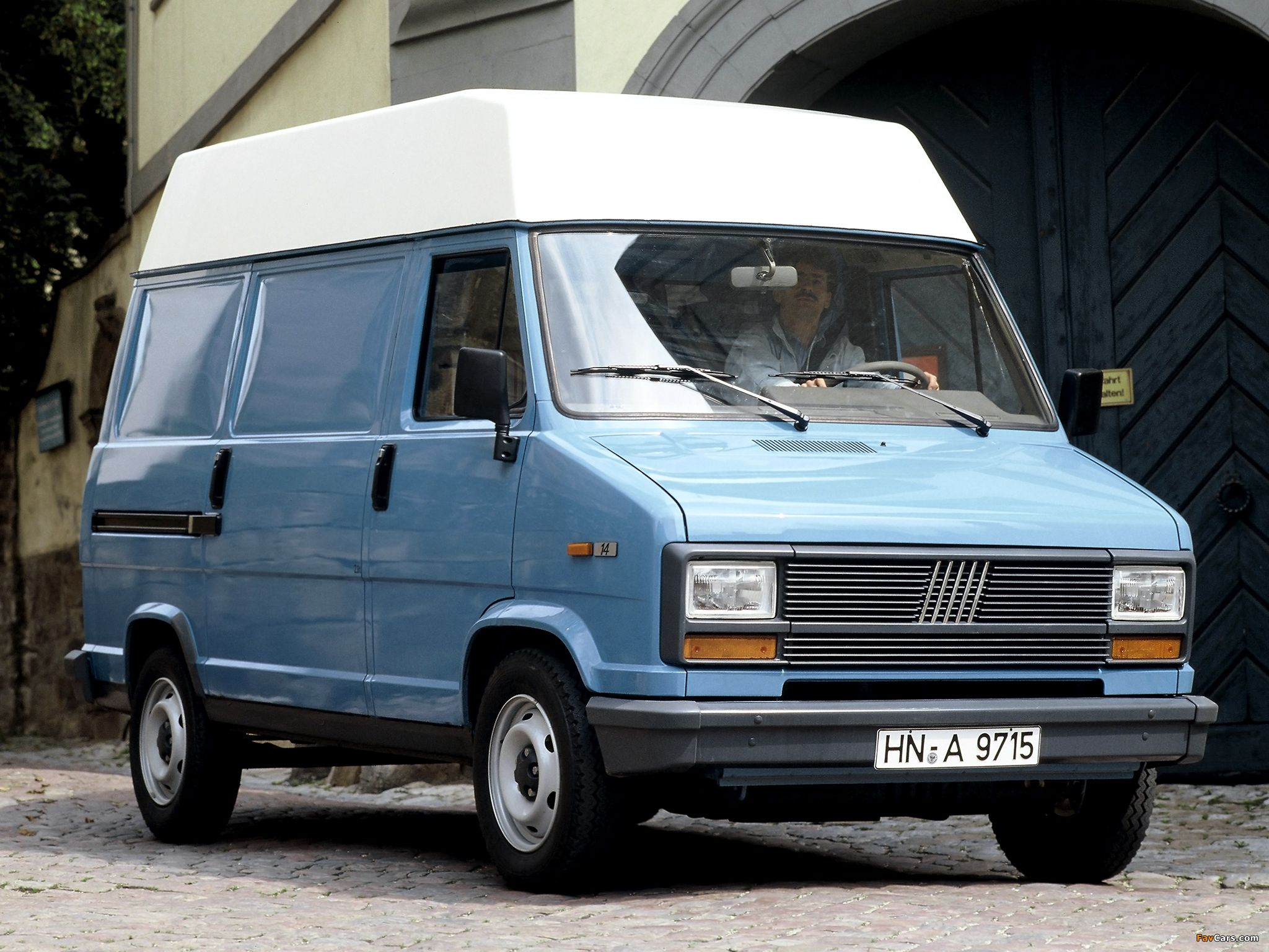 Fiat Ducato High Roof Van 1981 89 Wallpapers With Images Fiat