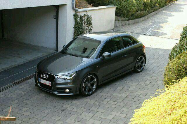 Audi A1 S Line Autos Pinterest Audi A1 Cars And
