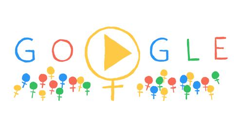 Dia Internacional de la mujer  https://www.google.es/?gfe_rd=ctrl&ei=WuoaU_OrGI7A8ges4YHIDg&gws_rd=cr