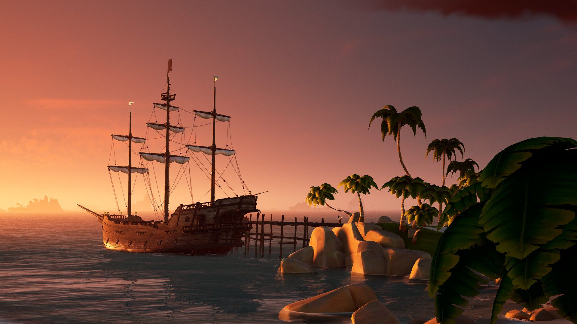 Sea Of Thieves Sails Into Closed Beta January 24 Sea of