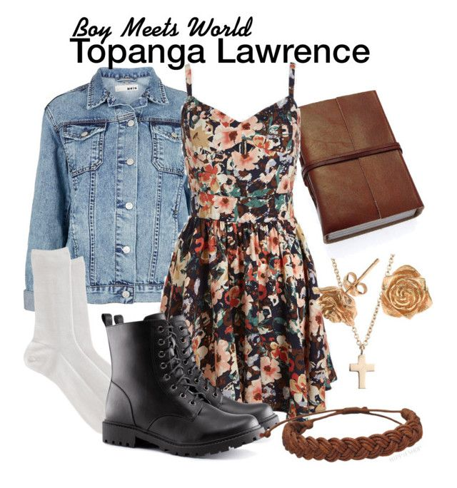 7637903290c4 Topanga Lawrence Boy Meets World by sparkle1277 on Polyvore featuring  polyvore
