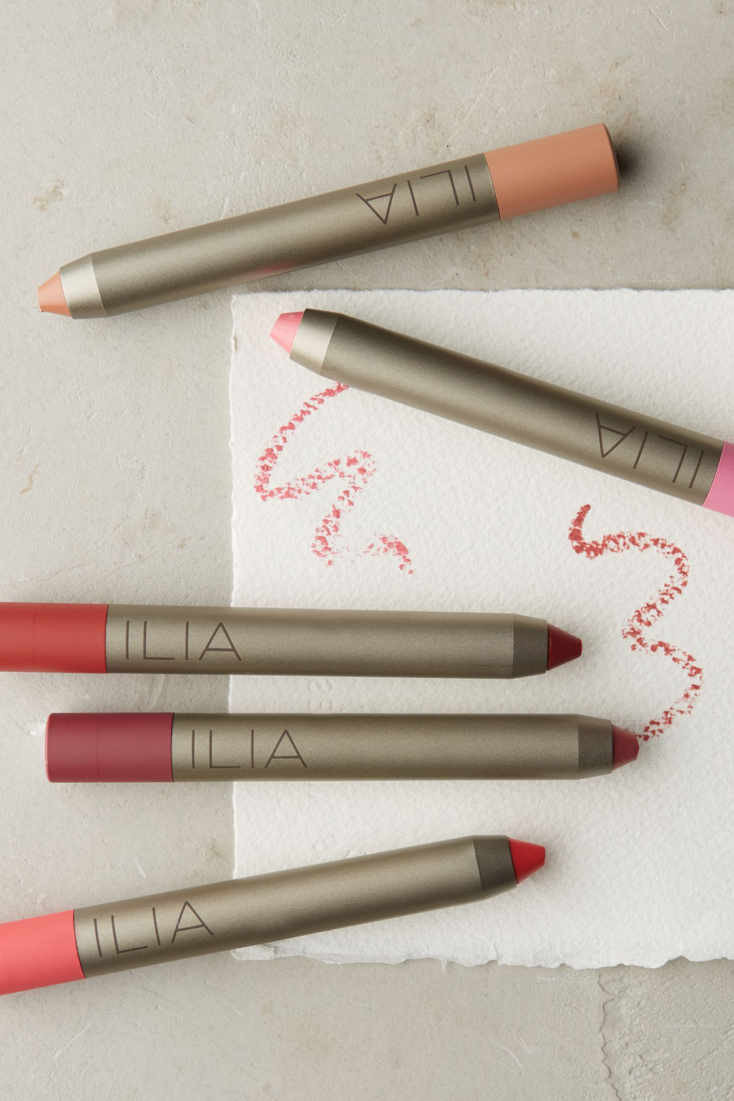 Ilia Lipstick Crayon Ilia lipstick, Crayon lipstick