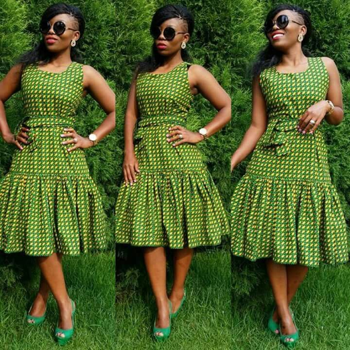 Shweshwe Skirts Pictures: Pin By Charmaine Matshoge On Modern Traditions