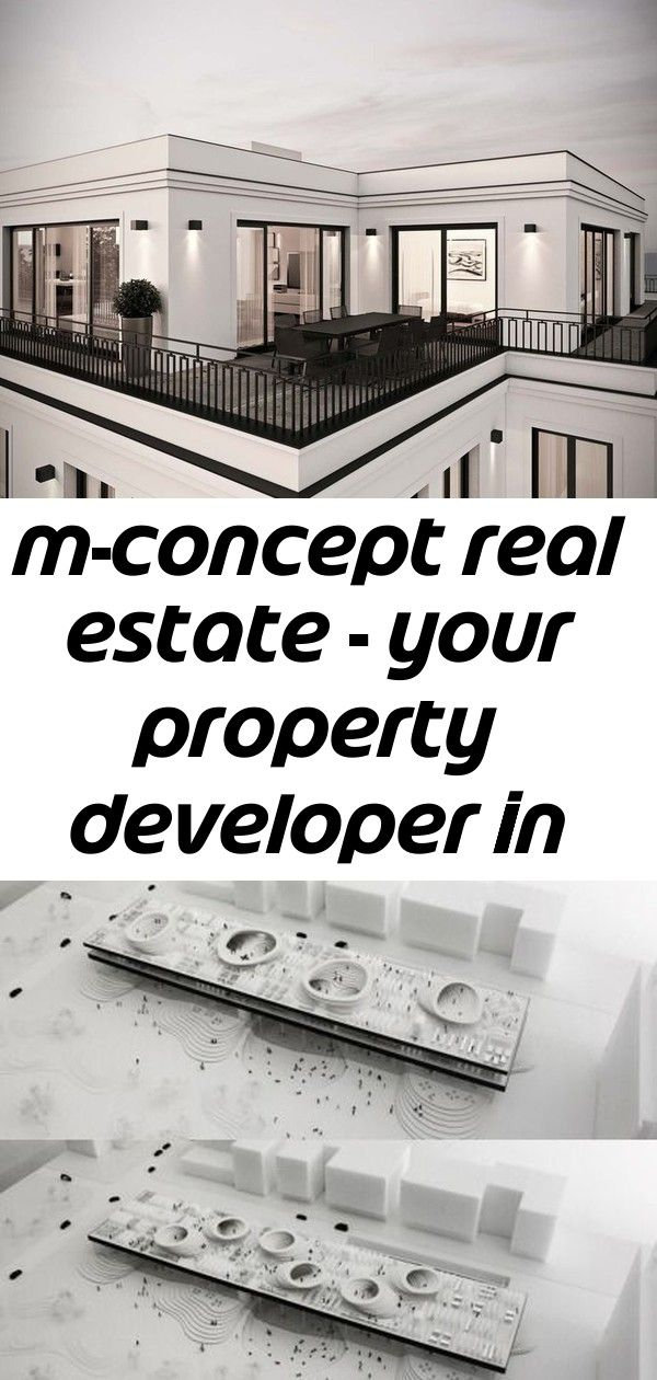 Mconcept real estate  your property developer in munich   MCONCEPT Real Estate  Your property developer in Munich   An architectural model is a type of scale model  a phy...