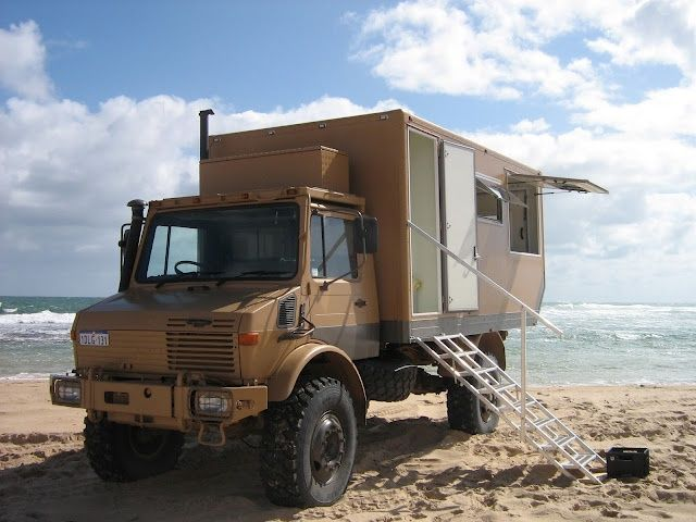 Uk Hippy Vehicles Expedition Truck Overland Truck