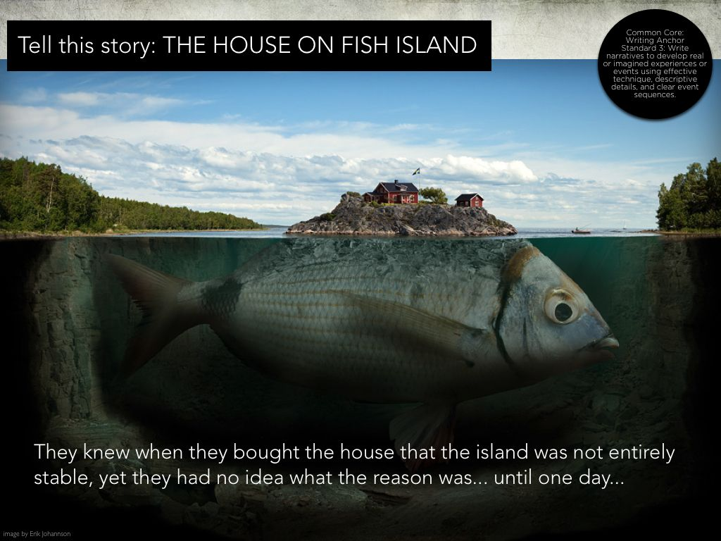 fish out of water story ideas